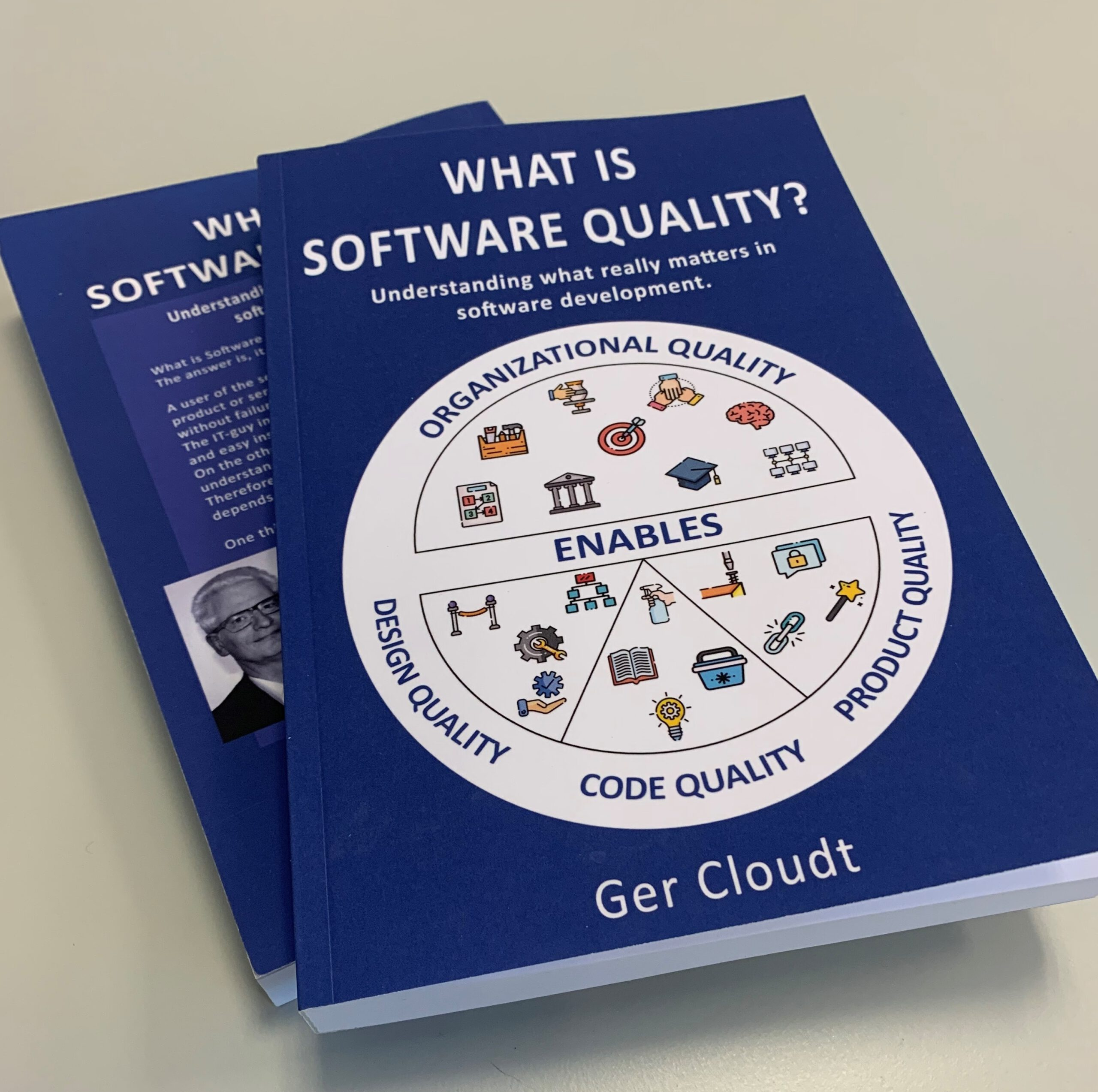 "book ""What is Software Quality?"""